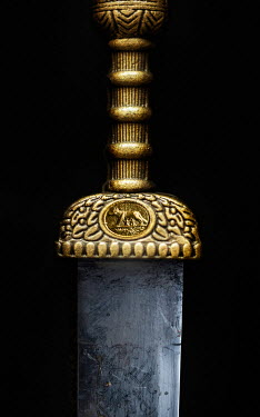 Stephen Mulcahey ornate roman gladious sword Weapons