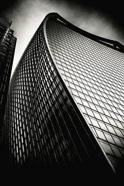 John Cooper LONDON CITY SKYSCRAPER BUILDING Specific Cities/Towns