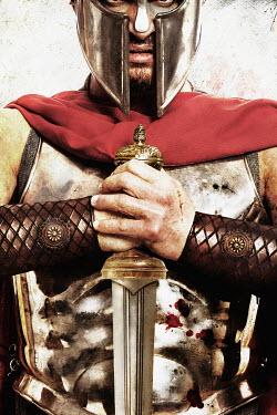 Nik Keevil ANCIENT ROMAN MAN WITH SWORD Men