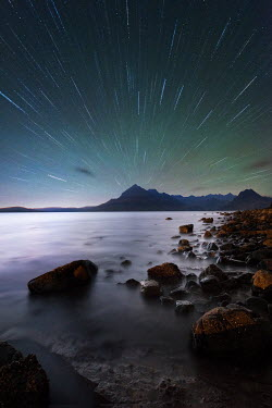 Ollie Taylor ROCKS NEAR SEA AT NIGHT TIME Seascapes/Beaches
