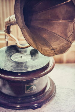 Evelina Kremsdorf RETRO GRAMOPHONE Miscellaneous Objects