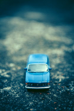 Magdalena Russocka BLUE MODEL TOY CAR Miscellaneous Objects