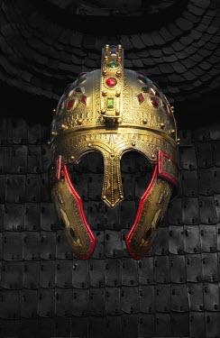 Stephen Mulcahey Late Roman Berkasovo helmet Miscellaneous Objects