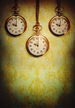 Lyn Randle THREE ANTIQUE POCKET WATCHES Miscellaneous Objects