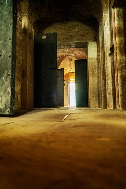 Stephen Mulcahey abandoned victorian gaol Interiors/Rooms
