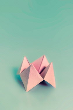 Evelina Kremsdorf ORIGAMI PAPER FORTUNE TELLER Miscellaneous Objects