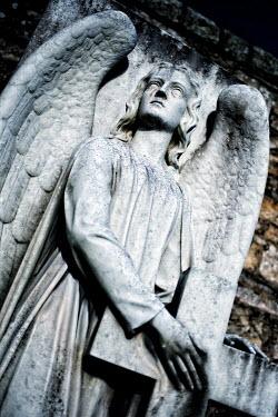 Stuart Brill ANGEL TOMBSTONE Statuary/Gravestones
