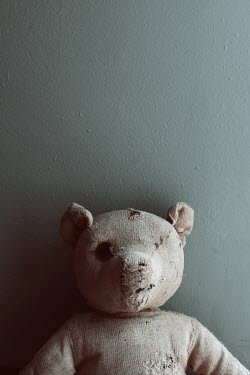 Sigrid Kolbe OLD, DAMAGED TEDDY BEAR Miscellaneous Objects