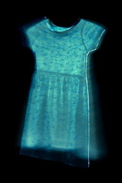 Helen Green GIRLS TURQUOISE DRESS Miscellaneous Objects