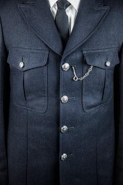 Tony Watson man wearing Metropolitan Police uniform Men
