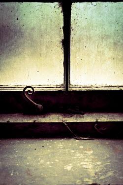 Jan Bickerton Shabby window sill. Building Detail