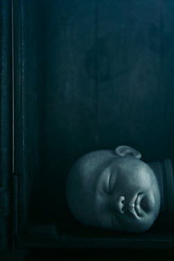 Lee Avison creepy dolls head Miscellaneous Objects