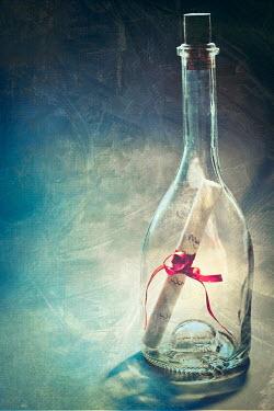 Jan Bickerton Message in a bottle. Miscellaneous Objects