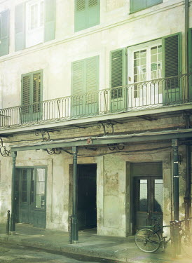 Mark Owen NEW ORLEANS TOWN HOUSE WITH SHUTTERS Houses