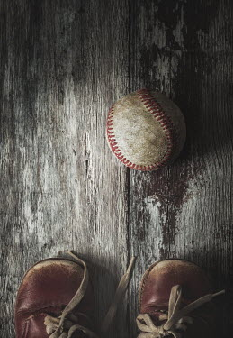 Amy Weiss DIRTY CHILDS SHOES AND BASEBALL Miscellaneous Objects