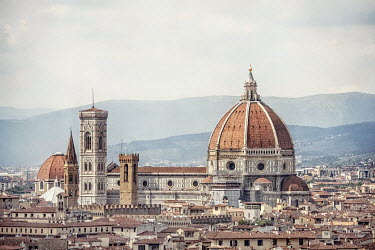 Evelina Kremsdorf domed cathedral in Florence Italy Specific Cities/Towns