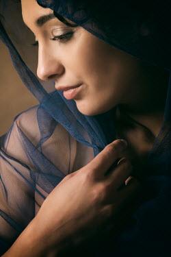 Mohamad Itani YOUNG MUSLIM WOMAN WEARING HEADSCARF Women
