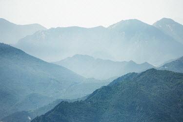 Evelina Kremsdorf Misty mountains in the Italian Alps Rocks/Mountains
