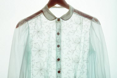 Michael Nelson SEE THROUGH BLOUSE HANGING BY WINDOW Miscellaneous Objects