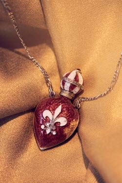 Jaroslaw Blaminsky ANTIQUE PERFUME LOCKET NECKLACE Miscellaneous Objects