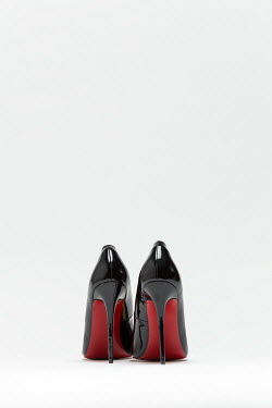 Paolo Martinez LOUBOUTIN RED SOLED STILETTO SHOES Miscellaneous Objects