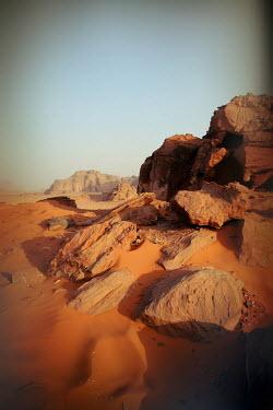 Irene Lamprakou ROCKY MOUNTAINS IN DESERT Desert