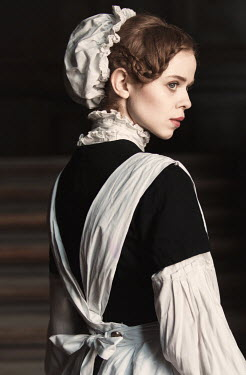 Magdalena Russocka YOUNG HISTORICAL HOUSE MAID Women