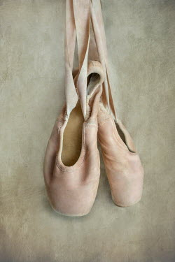 Jaroslaw Blaminsky HANGING PINK BALLET SHOES Miscellaneous Objects