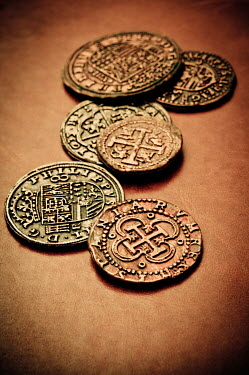 Valentino Sani GOLD COINS Miscellaneous Objects