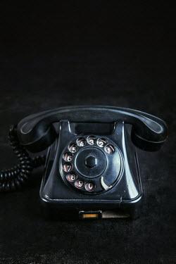 Tijana Moraca VINTAGE BLACK TELEPHONE Miscellaneous Objects