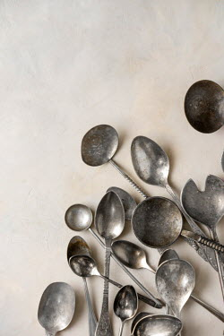 Galya Ivanova VINTAGE SILVER SPOONS Miscellaneous Objects
