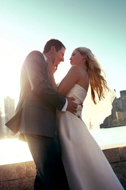 ILINA SIMEONOVA MARRIED COUPLE EMBRACING Couples