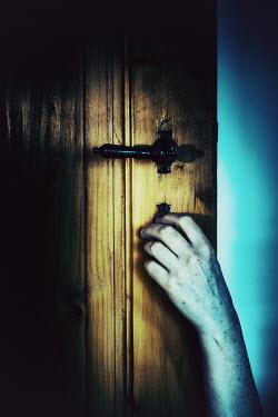 Magdalena Russocka SINISTER HAND OPENING DOOR Body Detail