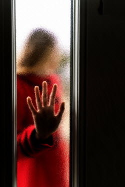 Stephen Mulcahey A  teenage girl locked out of her house Women