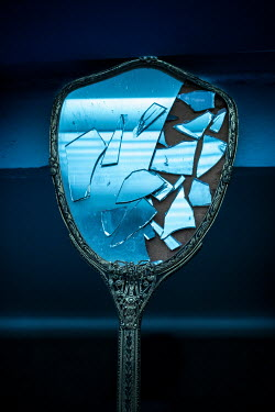 Stephen Mulcahey shattered mirror Miscellaneous Objects