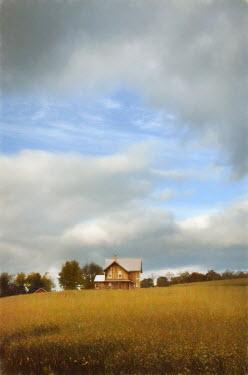 Jill Battaglia FARMHOUSE AND FIELD Houses