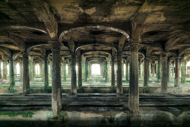 Christophe Dessaigne ARCHES IN UNDERGROUND STRUCTURE Miscellaneous Buildings