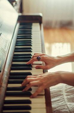 Svitozar Bilorusov WOMAN'S HANDS ON PIANO Women