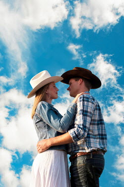 Ysbrand Cosijn COWBOY AND COWGIRL Couples