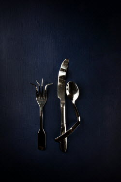 Kelly Sillaste TWISTED CUTLERY Miscellaneous Objects