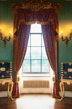Lee Avison Interior window of grand house
