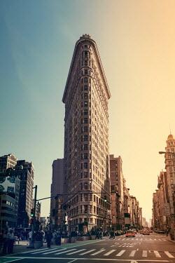 Evelina Kremsdorf FLATIRON BUILDING NEW YORK CITY Miscellaneous Cities/Towns