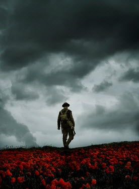 Stephen Mulcahey FIRST WORLD WAR BRITISH SOLDIER Men