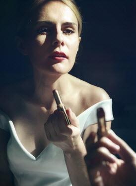 Mark Owen woman in glamorous dress Women