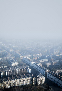 Kyle Stubbs LIVERPOOL CITY STREETS IN THE MIST Specific Cities/Towns