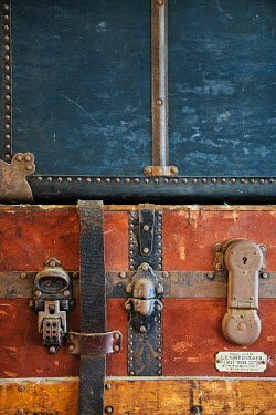 Irene Suchocki OLD VINTAGE SUITCASES Miscellaneous Objects