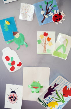 Stanislav Solntsev CHILDREN'S COLOURFUL ARTWORK Miscellaneous Objects