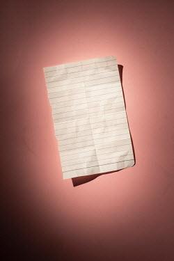 Ysbrand Cosijn UNFOLDED BLANK PIECE OF PAPER Miscellaneous Objects