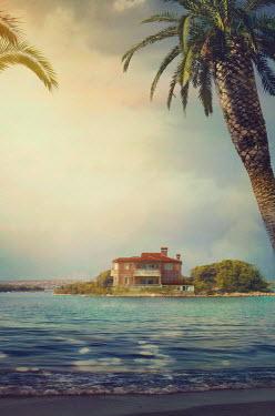 Drunaa Beach house on island