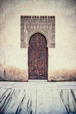 Evelina Kremsdorf HISTORICAL WOODEN DOOR AND ARCHWAY Miscellaneous Cities/Towns